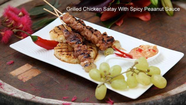 Satay Recipe screenshot 1