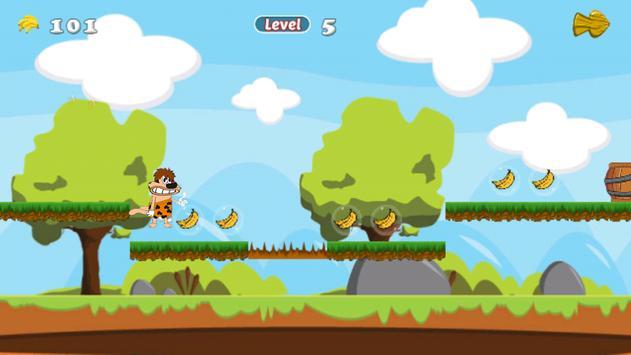 Caveman Moggy Adventure apk screenshot