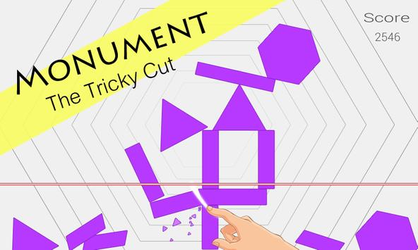 Monument The Tricky Cut screenshot 2