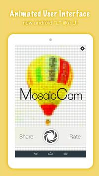 Awesome Photo Mosaic Creator apk screenshot