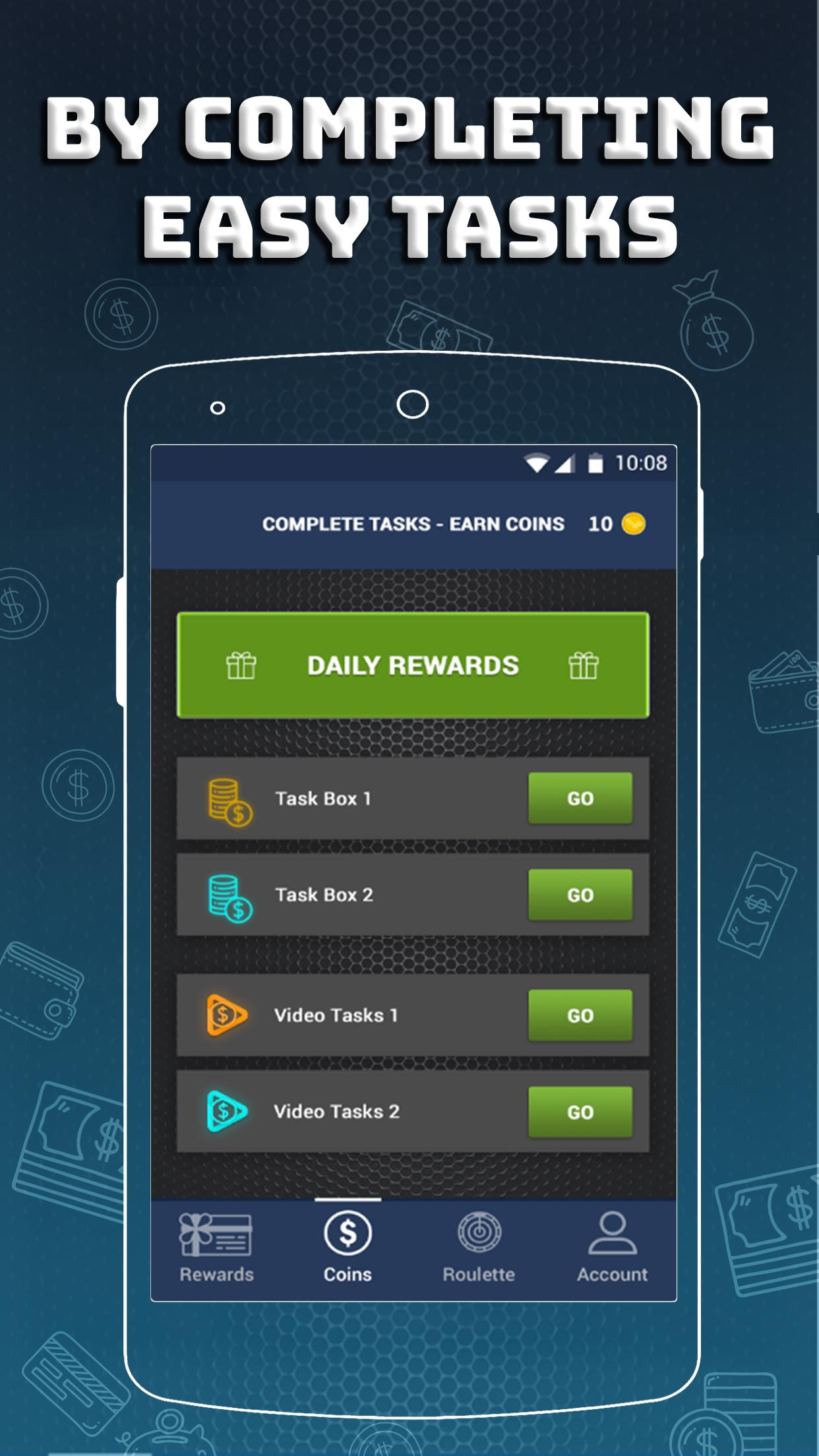 Free Gift Cards for Steam - Wallet Promo Codes for Android - APK
