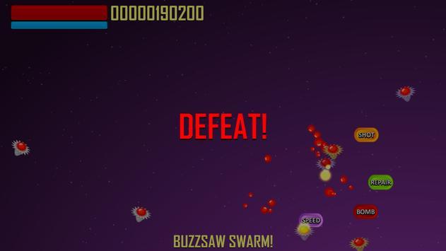 SpaceShooting screenshot 3