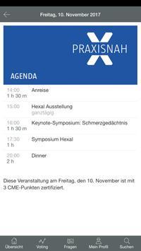 Praxisnah - Der Kongress von Hexal apk screenshot