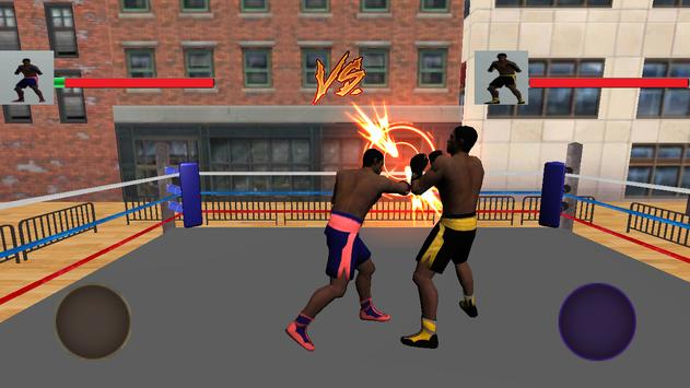 street battles boxing apk screenshot