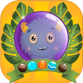 Bubble Shooter: Shoot, Match & Pop Monsters. icon