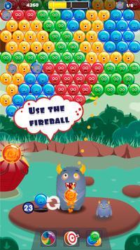 Bubble Shooter: Shoot, Match & Pop Monsters. screenshot 4