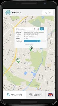 Cayman Tracking Services apk screenshot