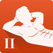 Abs workout ABS II - lose belly fat at home icon