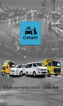 Cayo poster