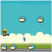 Pixel Bounce icon