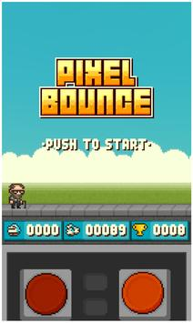 Pixel Bounce poster