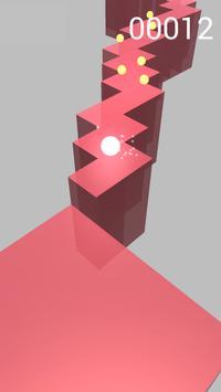 Ball Zigzag Runner screenshot 2