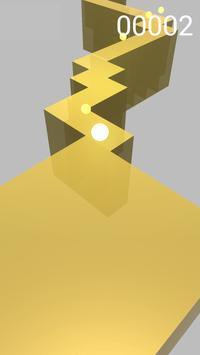 Ball Zigzag Runner screenshot 3