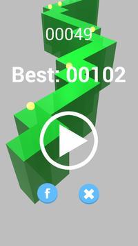 Ball Zigzag Runner screenshot 4