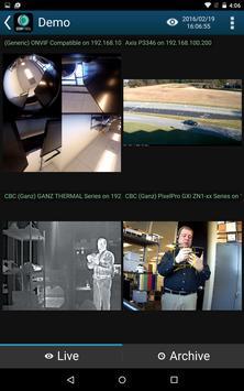 GANZ CORTROL Mobile screenshot 11