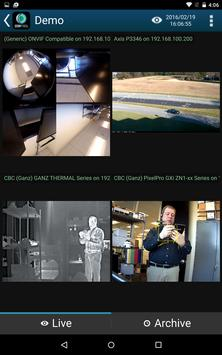 GANZ CORTROL Mobile screenshot 3