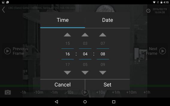 GANZ CORTROL Mobile screenshot 5