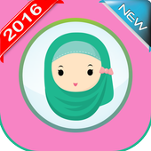 Step by Step Hijab Tutorial icon