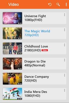 Indian VLC Player apk screenshot