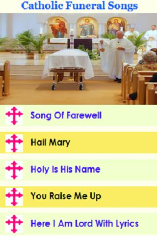 Catholic Funeral Songs for Android - APK Download