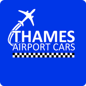 Thames Airport Cars icon