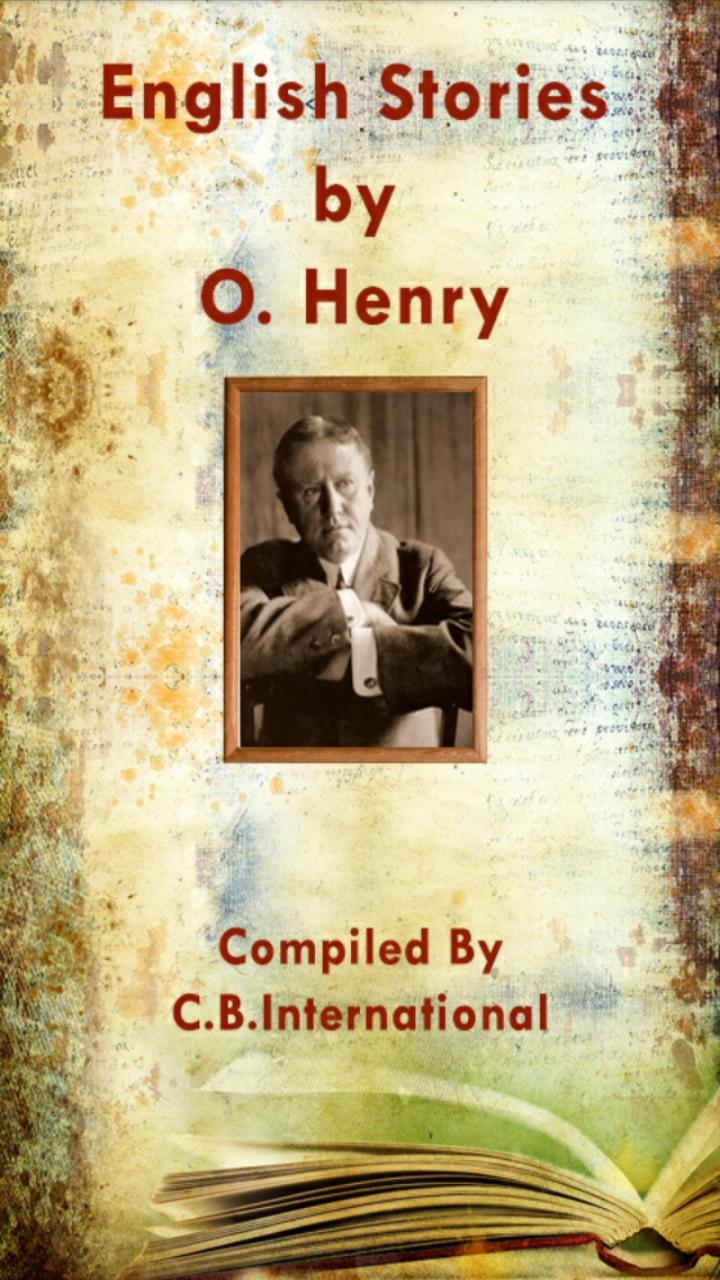 English Stories by O.Henry poster