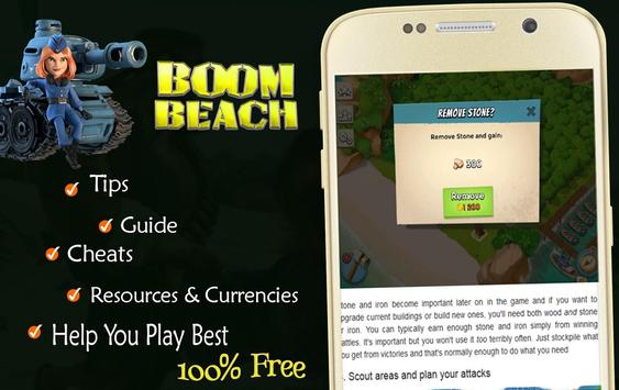 Best Guide for Boom Beach poster
