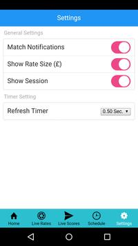 CBMLive Mobile apk screenshot