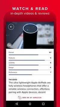 Cnet for android apk download cnet screenshot 3 solutioingenieria Gallery