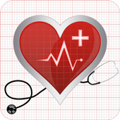 BLOOD PRESSURE TRACKER SYSTEM icon