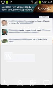Widfacing for Facebook Ad screenshot 1