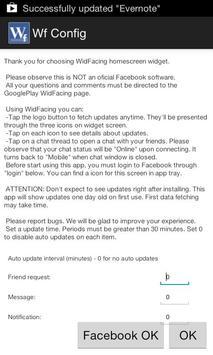 Widfacing for Facebook Ad screenshot 3