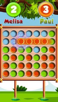 4 in a Row Classic - Free Game apk screenshot