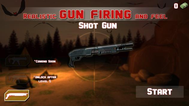 Bat Army Shooting screenshot 9