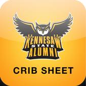 KSU Alumni Crib Sheet icon