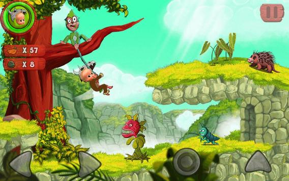 jungle Baby screenshot 1