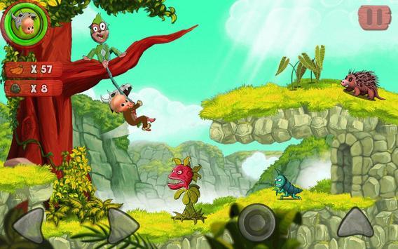 jungle Baby apk screenshot