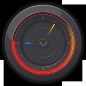 Simple Clock icon