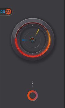 Simple Clock apk screenshot