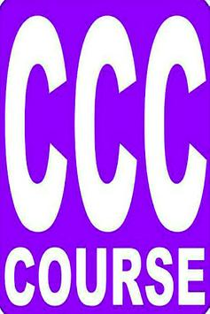 CCC Computer Course in Hindi Exam Practice poster