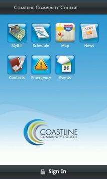 Coastline Community College poster
