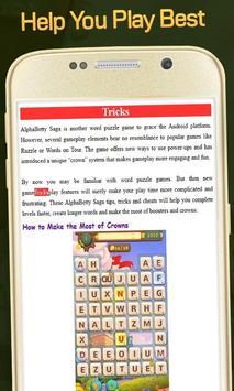 Guide for AlphaBetty apk screenshot