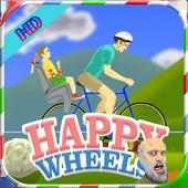 👽 HAPPY WHEELS NEW IMAGE icon