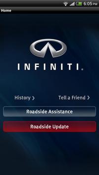 Infiniti screenshot 4