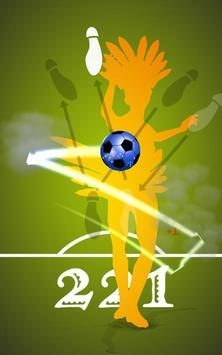 Samba Ball apk screenshot