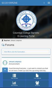 Columban College apk screenshot