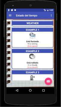 Mi libro de Inglés screenshot 3