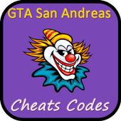 Cheats - GTA San Adreas icon