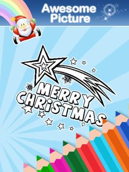 Christmas Coloring for Kids poster