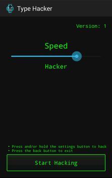 Type Hacker screenshot 1